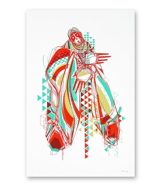 Sérigraphie Artisanale - Renbo